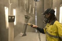 Powder-coating-workshop-wangara